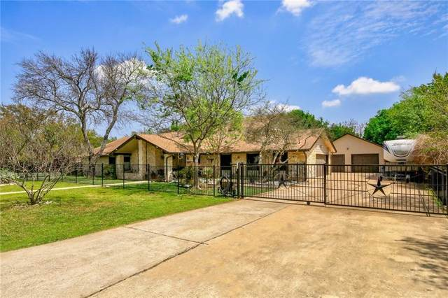 2703 Double Tree St, Round Rock, TX 78681 (#5117210) :: The Summers Group