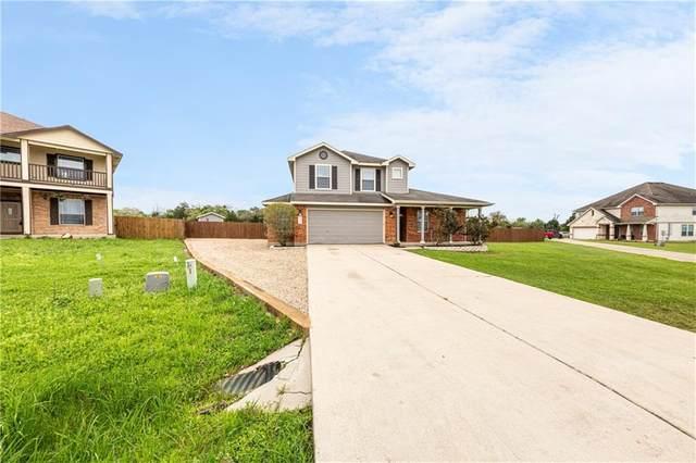 118 Wildflower Cv, Cedar Creek, TX 78612 (#5117485) :: Ben Kinney Real Estate Team