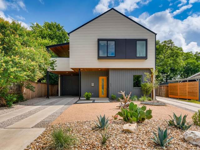 504 Krebs Ln #1, Austin, TX 78704 (#5117507) :: Ben Kinney Real Estate Team