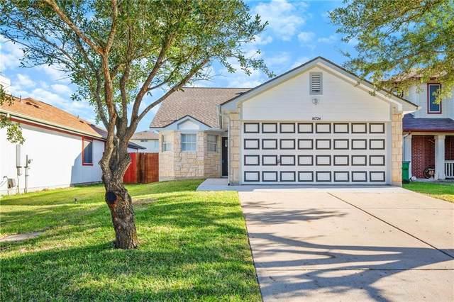 16724 Trevin Cv, Manor, TX 78653 (#5117690) :: Papasan Real Estate Team @ Keller Williams Realty