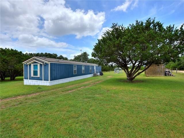 4078 County Road 201, Liberty Hill, TX 78642 (#5123392) :: Cord Shiflet Group
