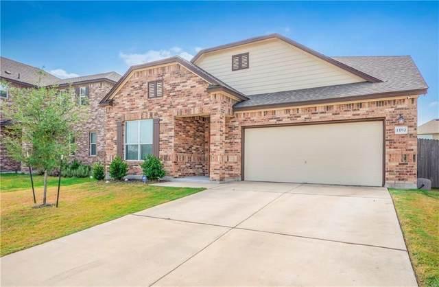 13712 Andrew Johnson St, Manor, TX 78653 (#5123397) :: Papasan Real Estate Team @ Keller Williams Realty