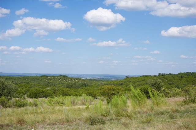 Lot 70 Bosque Trail, Marble Falls, TX 78654 (#5124009) :: 12 Points Group