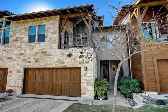 8110 Ranch Road 2222 #96, Austin, TX 78730 (#5124472) :: Green City Realty