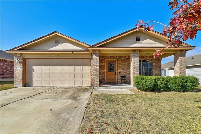 240 Baldwin St, Hutto, TX 78634 (#5125065) :: The Perry Henderson Group at Berkshire Hathaway Texas Realty