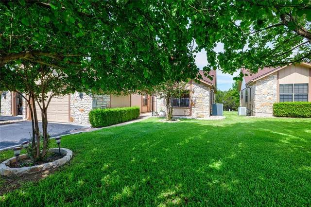 43 Oaks Pl, Lago Vista, TX 78645 (#5125843) :: The Perry Henderson Group at Berkshire Hathaway Texas Realty