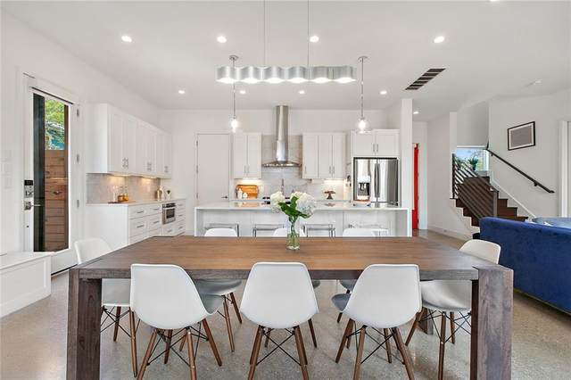 1010 Brodie St B, Austin, TX 78704 (#5125859) :: Umlauf Properties Group