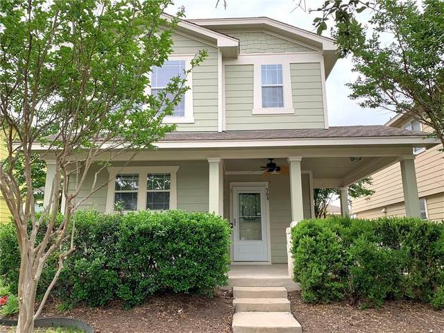 508 N Cascades Ave #1, Pflugerville, TX 78660 (#5125909) :: The Perry Henderson Group at Berkshire Hathaway Texas Realty