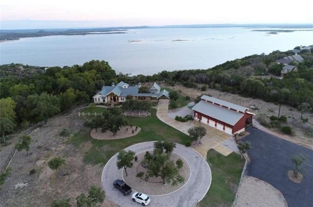 900 White Bluff Trl, Burnet, TX 78611 (#5126125) :: Papasan Real Estate Team @ Keller Williams Realty