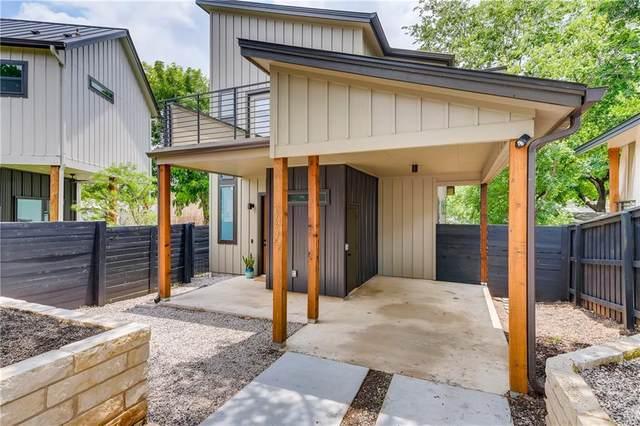 2743 Webberville Rd #2, Austin, TX 78702 (#5126378) :: Papasan Real Estate Team @ Keller Williams Realty
