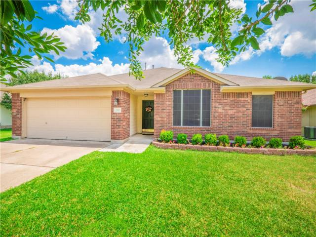 210 N Pauley Dr, Hutto, TX 78634 (#5129067) :: 12 Points Group