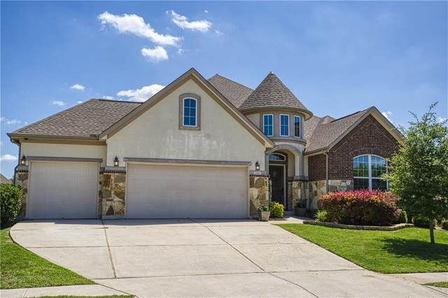 2501 Los Alamos Pass, Round Rock, TX 78665 (#5129186) :: The Heyl Group at Keller Williams