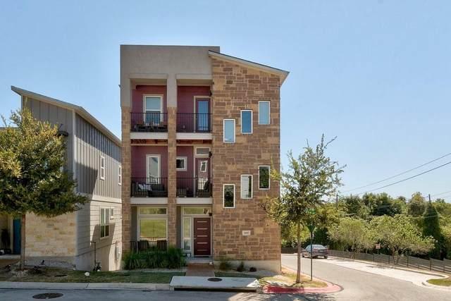 3017 Stock Dr, Austin, TX 78741 (#5129746) :: Lauren McCoy with David Brodsky Properties