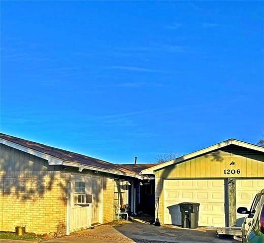 1206 Wales Dr, Killeen, TX 76549 (#5131682) :: First Texas Brokerage Company