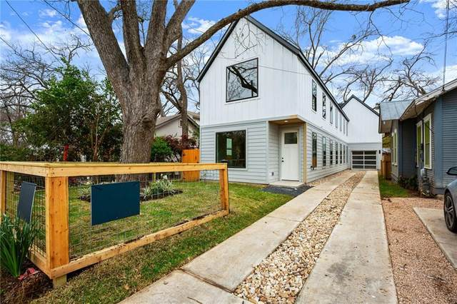 4536 Duval St #1, Austin, TX 78751 (#5138545) :: The Perry Henderson Group at Berkshire Hathaway Texas Realty