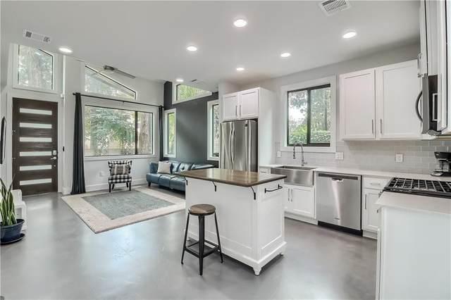 1709 Holly St #2, Austin, TX 78702 (#5139990) :: Papasan Real Estate Team @ Keller Williams Realty