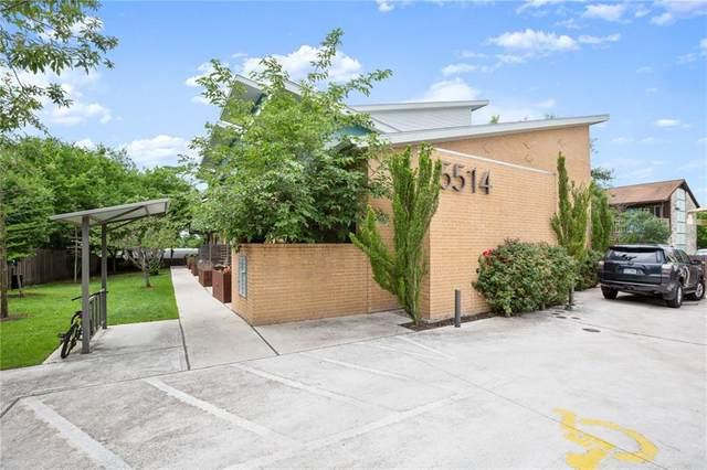 5514 Roosevelt Ave H, Austin, TX 78756 (#5140535) :: Tai Earthman | Keller Williams Realty