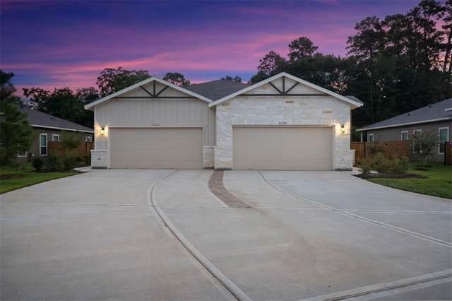25136 & 25140 Pacific Wren Dr, Magnolia, TX 77354 (#5145367) :: Green City Realty