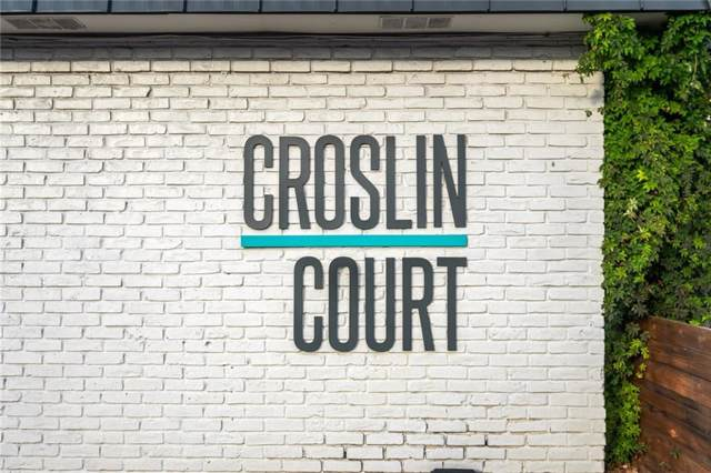 300 E Croslin St #118, Austin, TX 78752 (#5146716) :: R3 Marketing Group