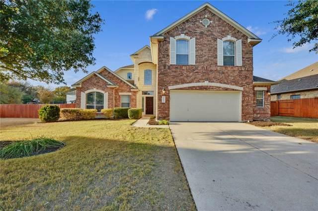 3443 Cortes Pl, Round Rock, TX 78665 (#5146891) :: Douglas Residential