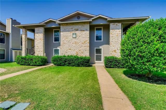 10616 Mellow Meadows Dr 4D, Austin, TX 78750 (#5147429) :: Sunburst Realty