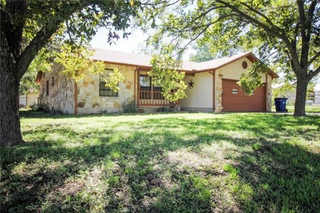 201 W Avenue G, Jarrell, TX 76537 (#5149255) :: Watters International