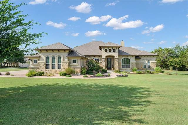 130 Umbrella Sky, Liberty Hill, TX 78642 (#5149712) :: Papasan Real Estate Team @ Keller Williams Realty