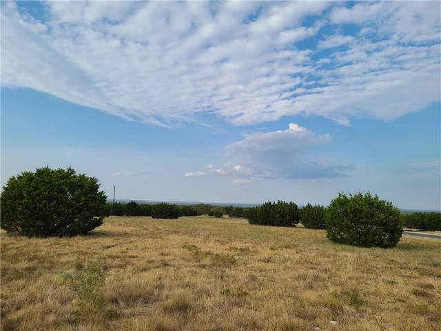 Lot 13 Rolling Hills Dr., Burnet, TX 78611 (#5149837) :: The Summers Group