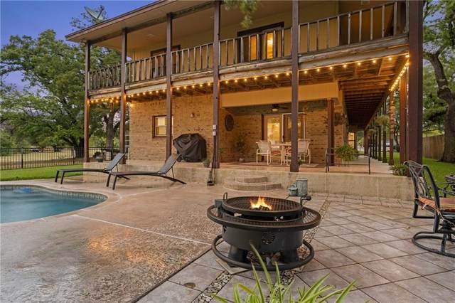 230 S Chaparral, Burnet, TX 78611 (#5149969) :: Papasan Real Estate Team @ Keller Williams Realty
