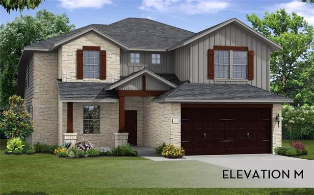 129 Rebel Red Rd, Liberty Hill, TX 78642 (#5152223) :: Ben Kinney Real Estate Team
