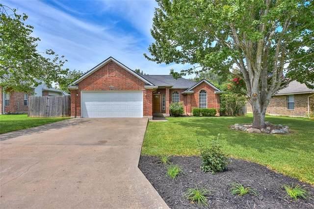 2504 Clover Valley Ln, Georgetown, TX 78626 (#5153675) :: Papasan Real Estate Team @ Keller Williams Realty