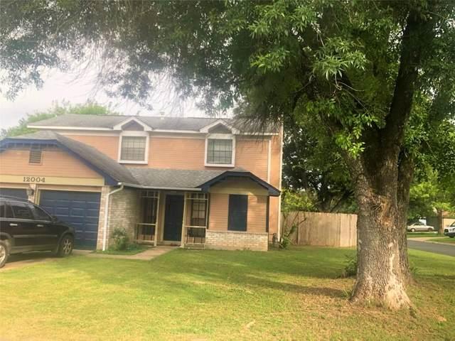 12004 Shropshire Blvd, Austin, TX 78753 (#5154194) :: Ben Kinney Real Estate Team