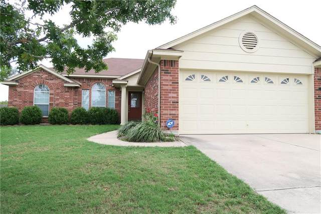 116 Bayliss St, Hutto, TX 78634 (#5156654) :: 12 Points Group