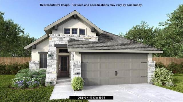 209 Freeman Loop, Liberty Hill, TX 78642 (#5156728) :: The Perry Henderson Group at Berkshire Hathaway Texas Realty