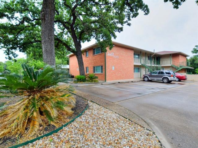 1407 W 39 1/2 St #204, Austin, TX 78756 (#5157528) :: The Smith Team