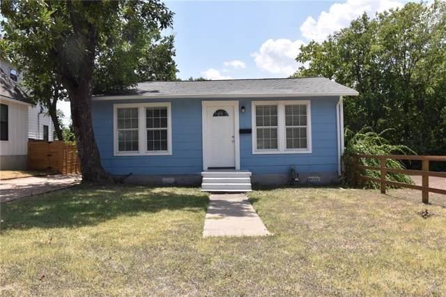 305 W 55 1/2 St, Austin, TX 78751 (#5157570) :: Ana Luxury Homes