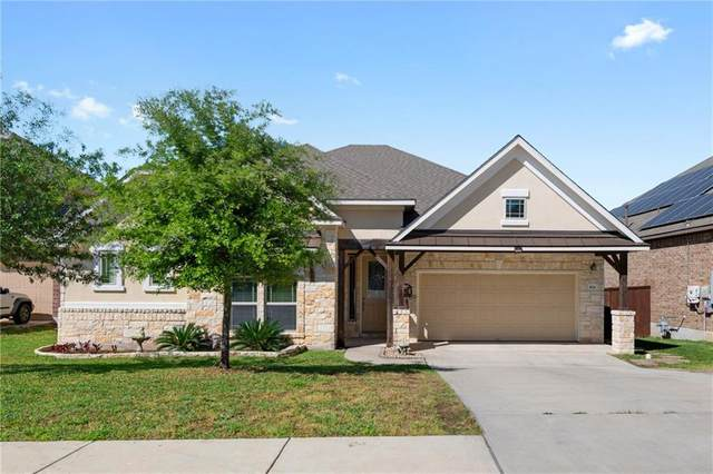 104 Lake Texana Ct, Georgetown, TX 78628 (#5159682) :: Realty Executives - Town & Country