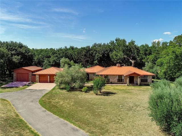 1105 E Sarah Dewitt Dr, Gonzales, TX 78629 (#5160096) :: The Perry Henderson Group at Berkshire Hathaway Texas Realty