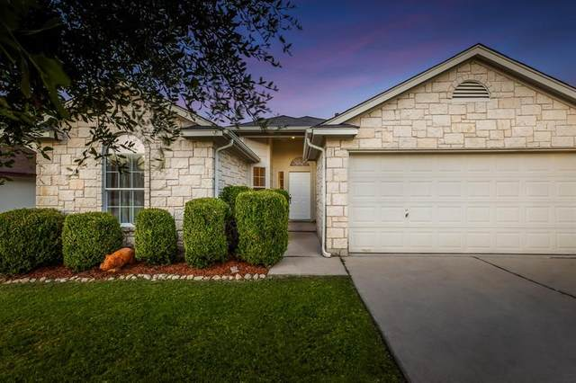 1006 Estate Dr, Hutto, TX 78634 (#5160503) :: The Perry Henderson Group at Berkshire Hathaway Texas Realty