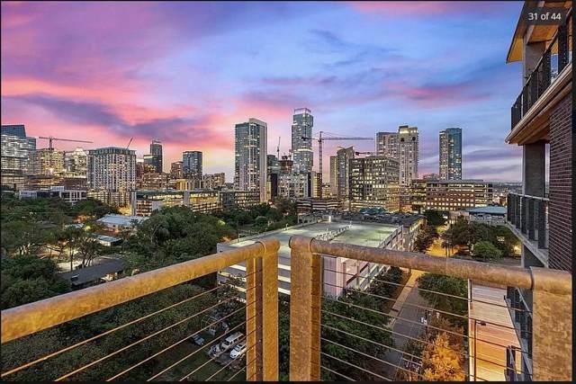 901 W 9th St #1003, Austin, TX 78703 (#5163122) :: Cord Shiflet Group