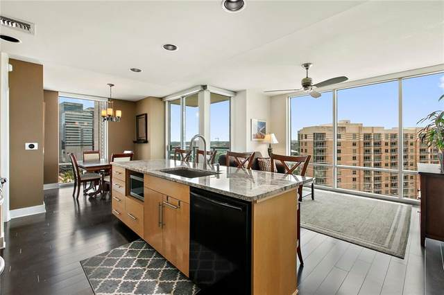 300 Bowie St #1703, Austin, TX 78703 (#5163367) :: The Perry Henderson Group at Berkshire Hathaway Texas Realty