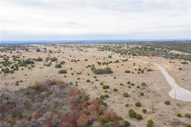 LOT-82 Three Creeks Dr, Bertram, TX 78605 (#5165770) :: The Perry Henderson Group at Berkshire Hathaway Texas Realty