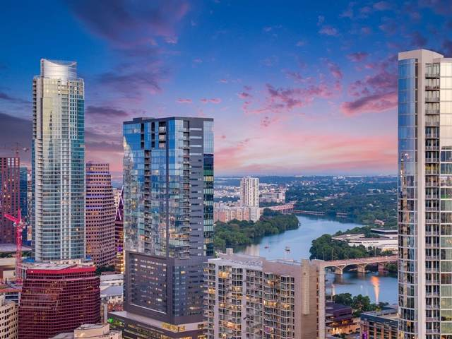 501 West Ave #3501, Austin, TX 78701 (#5167002) :: The Gregory Group