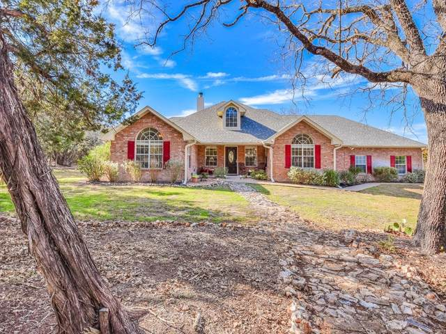 7430 N Lakeview Dr, Salado, TX 76571 (#5167253) :: The Perry Henderson Group at Berkshire Hathaway Texas Realty