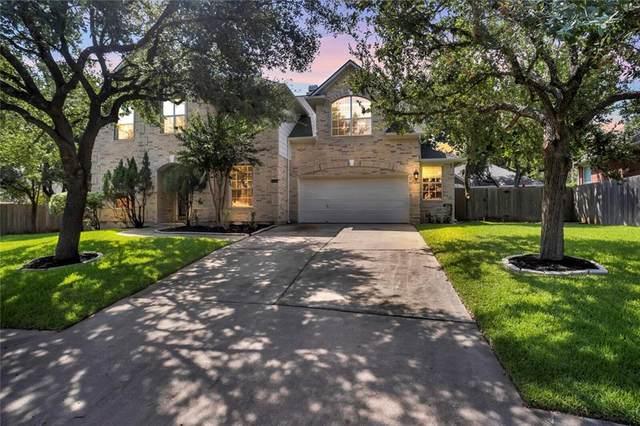 6024 Spindletop Ter, Round Rock, TX 78681 (#5169527) :: Papasan Real Estate Team @ Keller Williams Realty