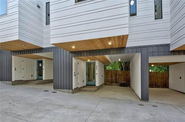 913 Duncan Ln #105, Austin, TX 78705 (#5169762) :: Ben Kinney Real Estate Team
