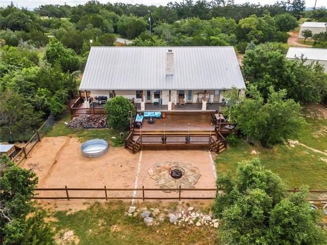 1041 Crystal Mountain Dr, Round Mountain, TX 78663 (#5173374) :: Papasan Real Estate Team @ Keller Williams Realty