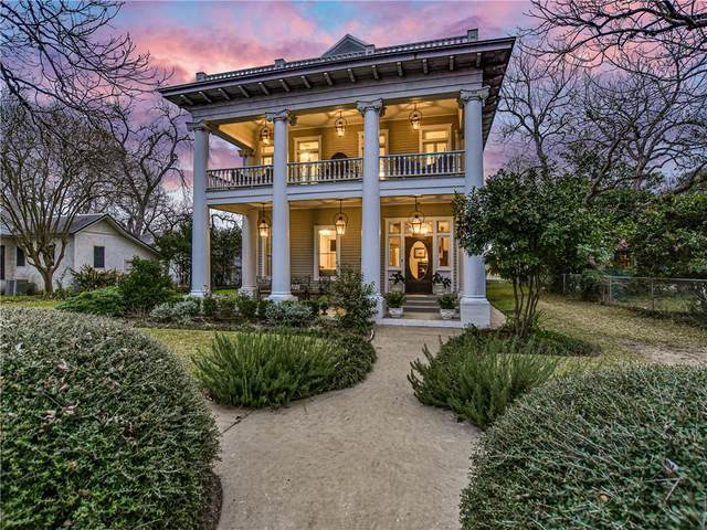 304 Burleson St, Smithville, TX 78957 (#5176376) :: The Perry Henderson Group at Berkshire Hathaway Texas Realty