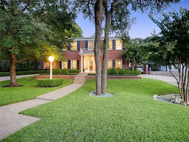 3001 Hillview Rd, Austin, TX 78703 (#5177470) :: The Heyl Group at Keller Williams