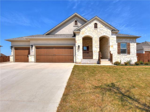 814 Lorraine Cv, Round Rock, TX 78665 (#5178375) :: The Smith Team